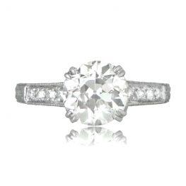 Prague Engagement Ring