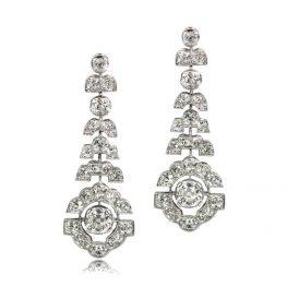 Antique Art deco Earrings