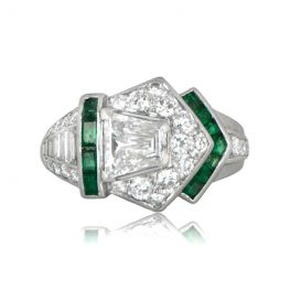 1930 Vintage Engagement Ring