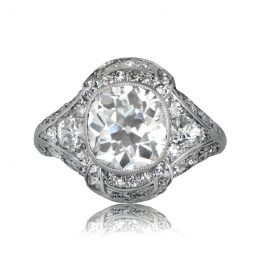 Antique Engagement Ring 1920