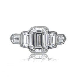 Estate Emerald Ring