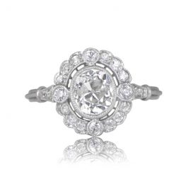 Manchester Floral Ring