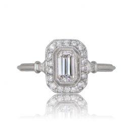 Oxford Diamond Ring