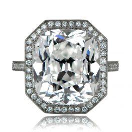 8.58 Carat Diamond Ring