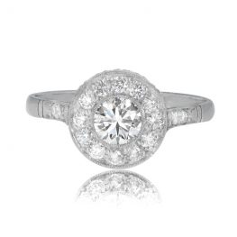 vintage-style-diamond-engagement-ring-700x700