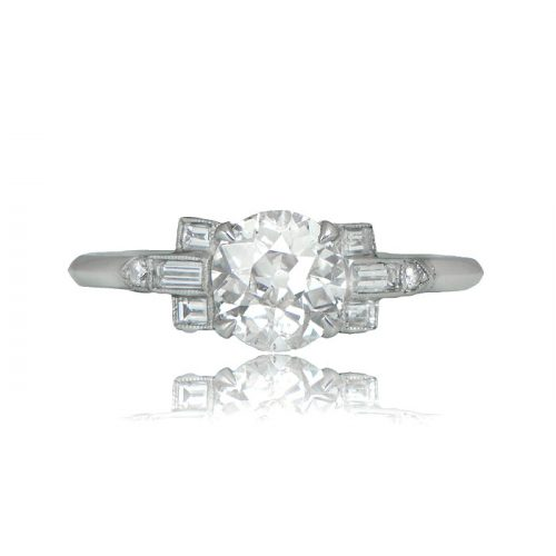 The Wellington Engagement Ring