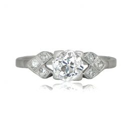 Diamond Newcastle Edwardian Ring