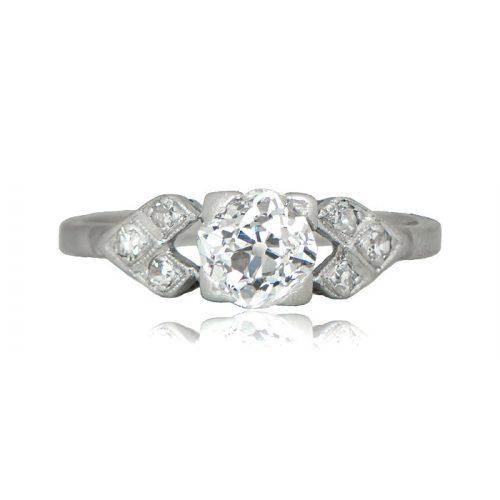 Diamond Newcastle Edwardian Ring